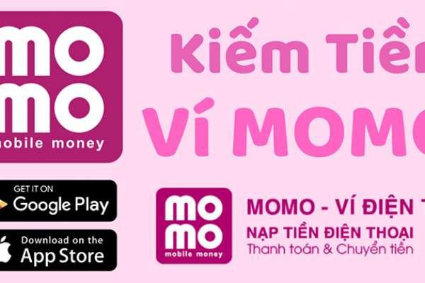 Hướng Dẫn Kiếm Tiền Với Ví Momo – Ứng Dụng Kiếm Tiền Online 2020